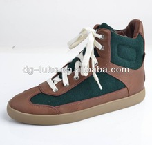 New arrival flat thick sole shoes for men