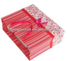 2014 sample free package manufacturer jumbo gift paper bag