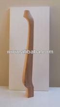 wooden table leg