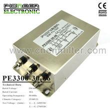 480VAC Three Phase Three Line power plant filter 1200A PE3300