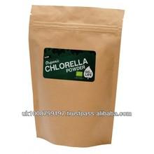 Organic Raw Chlorella Powder 290g (Broken Cell Wall) - Go For Life