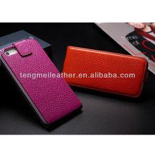 Minion Genuine Leather Flip Cover Case For Apple iPhone 5 5S, Luxury Flip Leather Case For Apple iPhone 5 5S 5C
