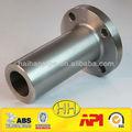 astm a234 wpb de carbono de tubos de acero forjado bridas