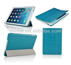 Crazy Horse Ultra Slim Stitching PU Leather Flip Case Cover For ipad air retro apple tablet 5