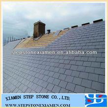Top Grade Quality Natural Black Slate Roof Tile