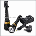 diving rechargeable flashlight