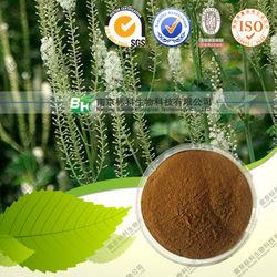 ISO&Kosher 2.5%-5% Triterpene Glycosides Black Cohosh Extract