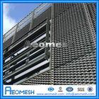 Decorative Aluminum Expanded Metal Mesh Panels/ Expandable Mesh Fencing/ Powder Coated Expandable Metal Mesh