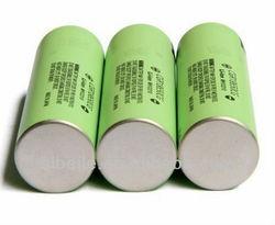 Panasonic br-agcf2w battery/CGR18650CG 3.6v 2250mAh battery cell/panasonic 36v 10ah battery