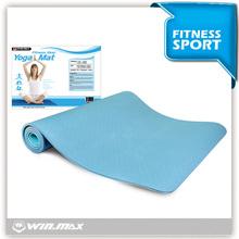 Winmax brand eco friendly custom printed yoga mats manufacturer