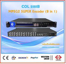 col5181b video encoder stream ip,ip audio encoder,encoder with multiplexer