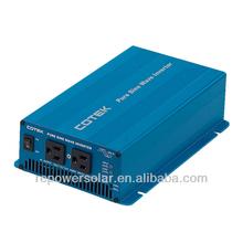 600 watt pure sine wave dc/ac inverter china supplier