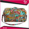 Printed Oiled cloth waterproof duffel bag
