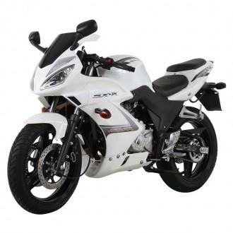 250cc Ninja Street Legal Full Size Motorcycle
