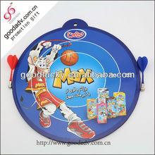Safety dartboard basketball printing magnetic EVA dartboard