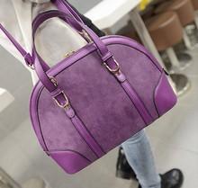 Newly arrival elegant women shellleather nucelle bag,messager leather handbag