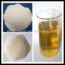 Building chemical use in concrete of polycarboxylate superplasticizer liquid