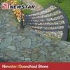 Newstar outdoor slate stepping stones