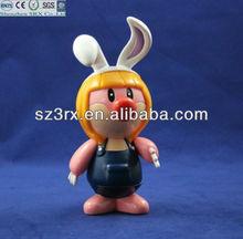 2014 Hot sale plastic OEM action figures/Japanese urben action figure/cartoon character amine figure toys