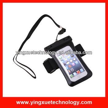 Waterproof Bag for iPhone Samsung Camera Tablet