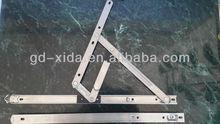 double hinged windows/top hung window hinge/awning window hinge