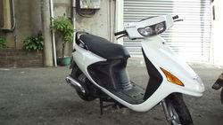 USED MOTORCYCLE YAMAHA