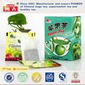 té de manzana orgánica natural de manzana bolsa de té