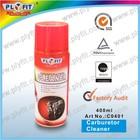 Car care carburetor choke cleaner spray