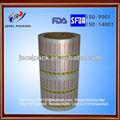 farmacéutico láminadealuminio imprimible y lacado 20 micro de la ampolla de papel de aluminio