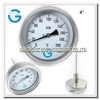 Bayonet ring all ss temperature gauge