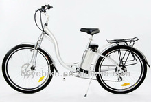 cargo bike lady fashion electric bicycle with EN15194