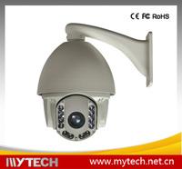 PTZ 150m IR night vision 5MP IP network camera, with Hikvision zoom camera