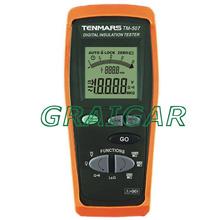 TM-507_Insulation Tester, EN61557 EN61010-1 CAT IV 600V 4 digits LCD display Insulation