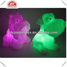 plastic mini LED dog light
