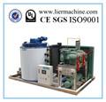 Carne de procesamiento de productos de hielo en escamas de planta, Hielo equipos de refrigeración para de procesamiento de carne