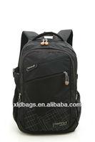 Stylish fashion backpack laptop bag for advertising