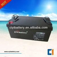 UPS Battery SMF Valve Regulated Lead Acid Battery 12V 220AH