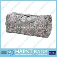 Army travel duffel bag for men