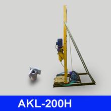 Large diameter & deep holes, AKL-200H drilling fluids testing equipment