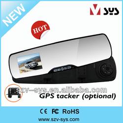 polyfunctional dual cameras gps drs1100 car dvr