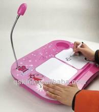 Chrismas gift lazy on knee tablet stand portable kids bedroom furniture