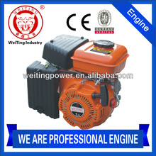 single cylinder 100cc 4 stroke engine