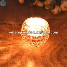 mercury glass ball for tealight