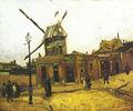 Pintura clásica al óleo, cuadros, paisajes, decoración de hogares