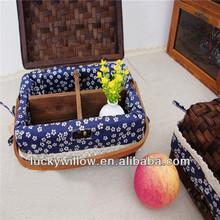 factory supplier wooden flowerpot trellis garden furniture