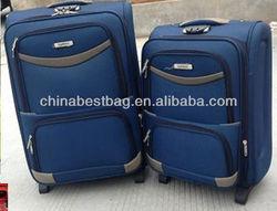 Eminent trolley luggage sets 32 inch polo trolley luggage