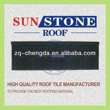 Shingles roman tile plastic ridged square ceiling roofing tile