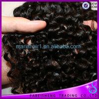 Wholesale Price Hair Extension Real Virgin Weft Unprocessed 5a Top Grade Virgin Brazilian Hair Hair Curling Machine