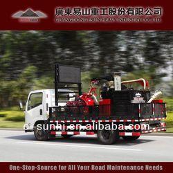 CLYG-CS500 truck mounted bitumen crack sealing machinery