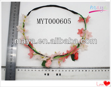 Fashion magic forest with flower decorative headbands